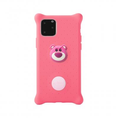 iPhone 11 Pro Max - Phone 11 Pro Max 公仔泡泡保護套 - 熊抱哥 - Bone Collection