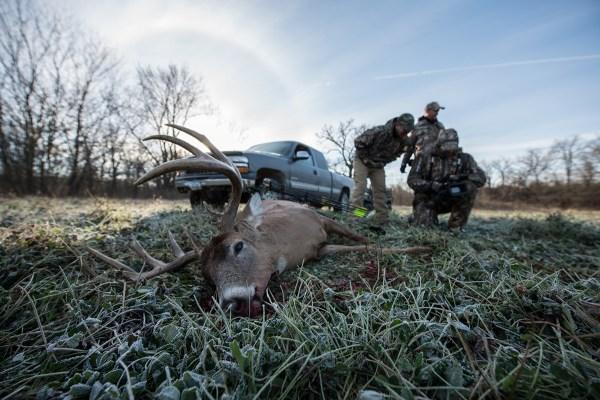 Late Season Bow Hunting Tips Buzzer Beater Bucks