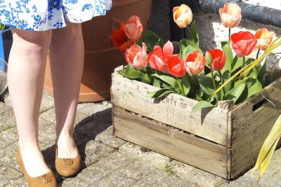 Bonessi Ballerinas & an Easter Weekend by the Sea