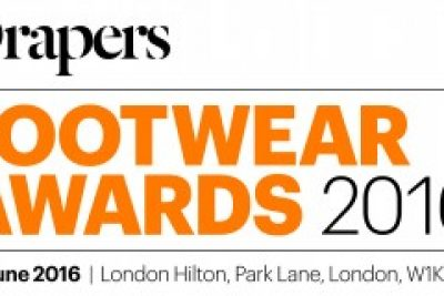 Bonessi shortlisted for the Drapers Footwear Awards
