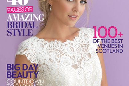 Yas Bonessi's featured in Tie the Knot Magazine