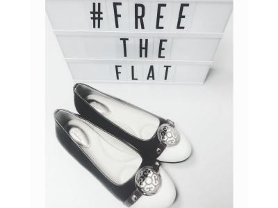 #FreeTheFlat
