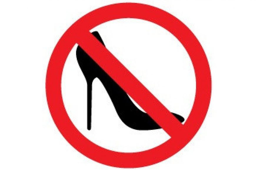 Heels At Work Inquiry: Why A Change In The Law is Needed