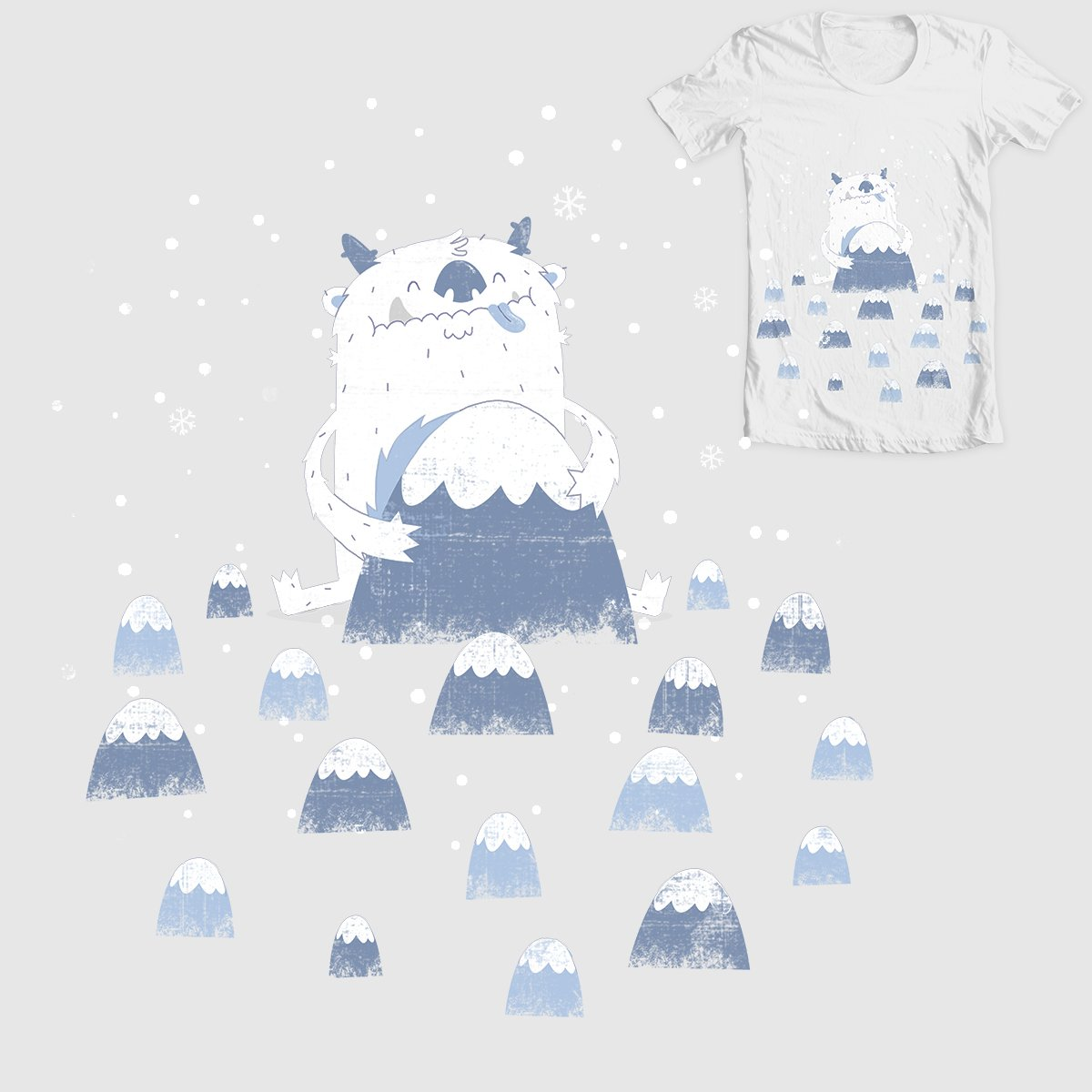 happy-yeti-and-tshirt