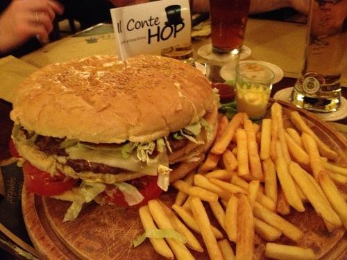 Hamburger 2Kg