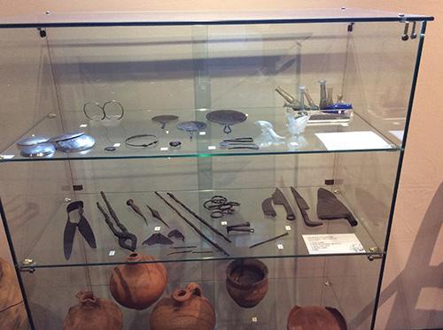 Museo civico Guido Sutermeister di Legnano - utensili vari