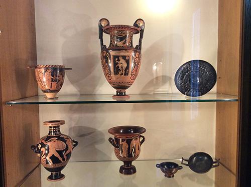 Museo civico Guido Sutermeister di Legnano - arte greca collezione Sala