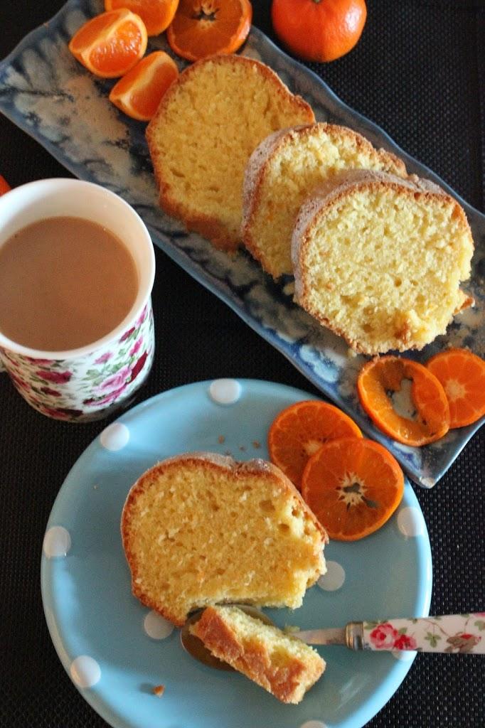Orange Cake/ Tea cake-Orange cake