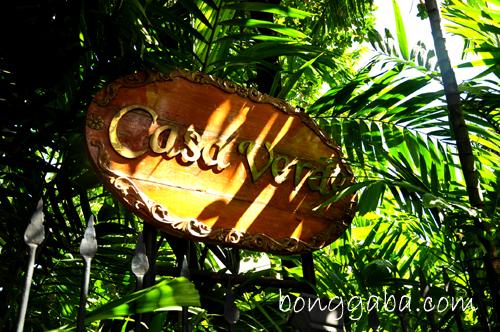 Cebu's Casa Verde
