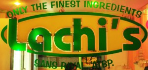 Lachi's Sans Rival atbp. Davao's Best