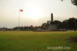 Luneta (Rizal Park) – Then and Now