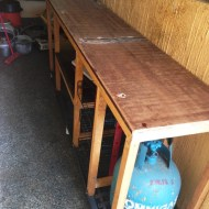 A New Customized Kitchen Console