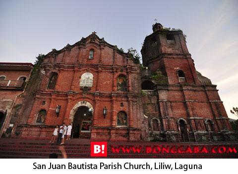 Rizal & Laguna Road Trip – Visita Iglesia