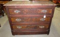 Antique Dresser With Wooden Wheels ~ BestDressers 2017