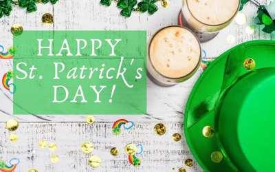 6 étapes pour fêter la St Patrick à la maison
