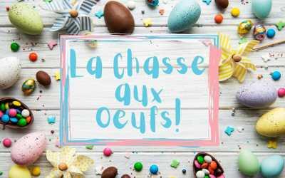 21 idées pour organiser une chasse aux œufs de Pâques
