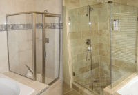 Different Types of Shower Doors - The Glass Shoppe