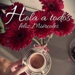 Feliz Miercoles Con Cafe Imagenes Lindas Bonitasimagenes Net
