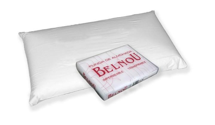 Funda de almohada de algodón modelo respira - Bonitex