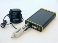 Galvanischer Antennen Isolator GI300 am perseus sdr