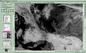 RadioCom Satelitenbilder live Empfang
