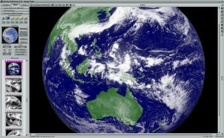 RadioCom Satelitenbilder