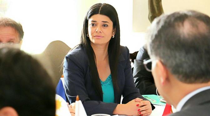 Rose Modesto, deputada federal