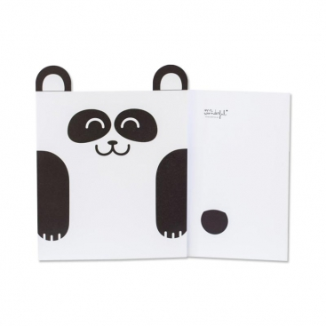 Carte Panda  Mr Wonderful