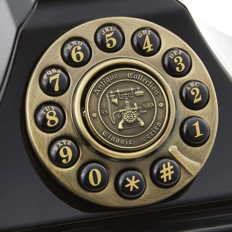 Telephone vintage noir  GPO Retro