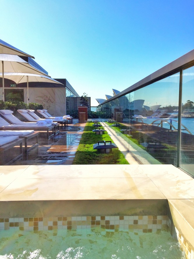 park hyatt sydney australia the rocks rooftop pool terrace