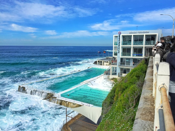 sydney australia travel guide beach hike walk bondi coogee bronti icebergs pool