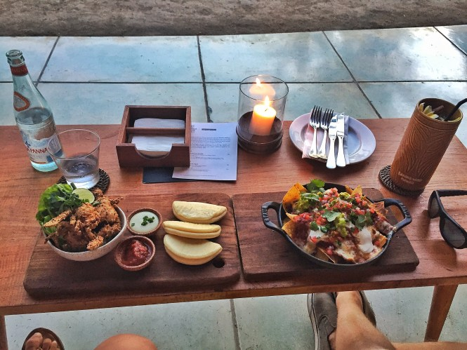 potato head beach club bali food
