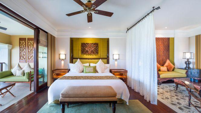 St.Regis Bali Suite Bedroom