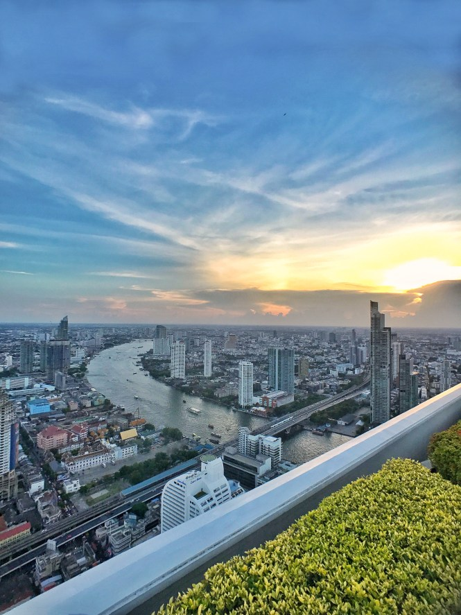 Sky Bar Lebua State Tower Bangkok