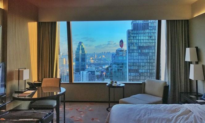 Okura Prestige Bangkok view