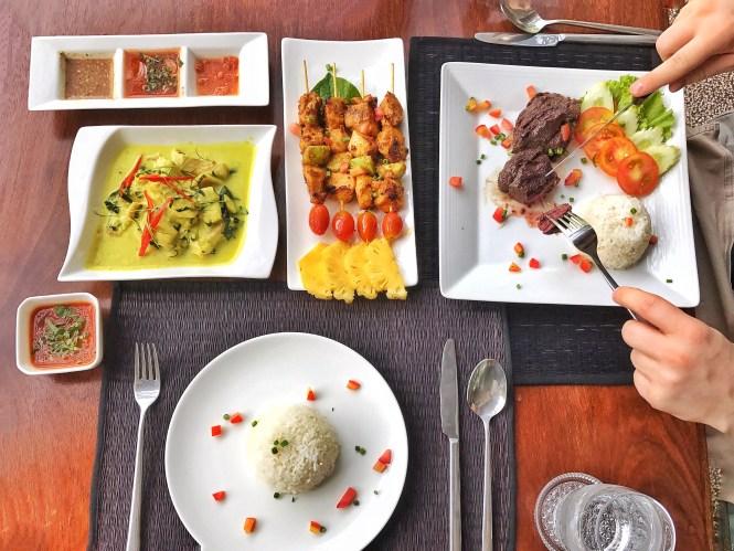 Khmer food cambodia siem reap viroth hotel
