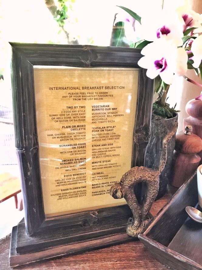Raya Dining Rayavadee Krabi Thailand