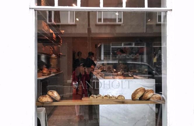 Sandholt Bakery Reykjavik Iceland