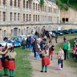 Défilé de Bagade au Fort
