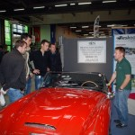 Discussion chez PN Classic autour de l'Austin Healey