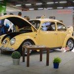 L'égérie de Bonjourlavieille pour le Week-end, cette magnifique VW Coccinelle