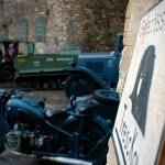 Mise au point sur une pancarte allemande à l'entrée du Fort