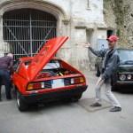 Lancia Beta Monte Carlo et Benjamin P.