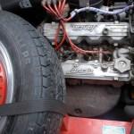 Moteur de la Lancia Beta Monte Carlo
