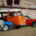 Gros plan sur 4 modèles de collection dont le Combi VW TB2 de becombi.com