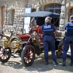 Policiers Municipaux autour de la Cottereau