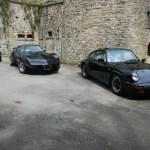 Porsche 911 3,2l 1988, Corvette Stingray 1977, Golf GTI 1800 1982