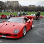 Ferrari F40...