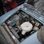 Moteur de la Fiat 1500