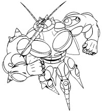 Solgaleo Coloring Pages Pokemon Solgaleo Coloring Pages